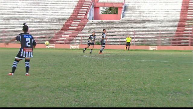 Botafogo-PB vence na estreia da Copa do Brasil de Futebol Feminino