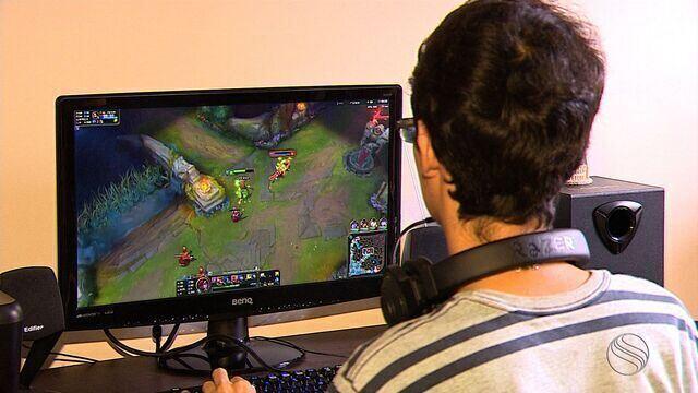 Gamers sergipanos vão disputar torneio no Rio de Janeiro
