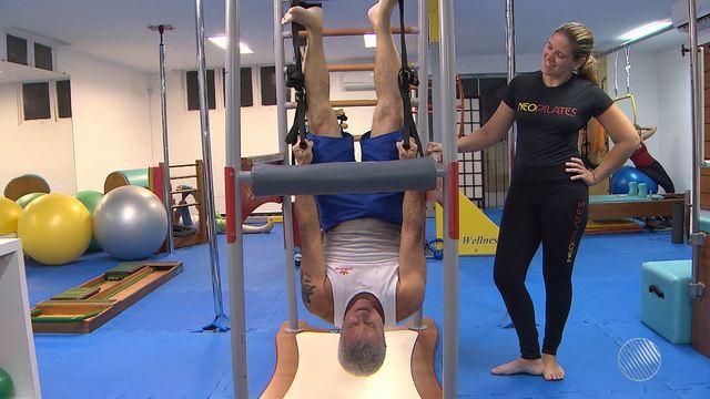 Conheça a atividade física Neopilates