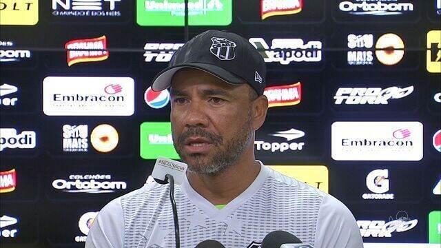 Ceará quer bater o CRB na Arena Castelão pela Série B do Brasileiro