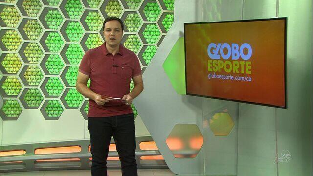 Íntegra - Globo Esporte CE - 26/08/2016