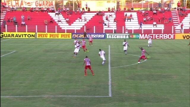 Melhores momentos de Vila Nova 0 x 2 Náutico pela 21ª rodada da série B