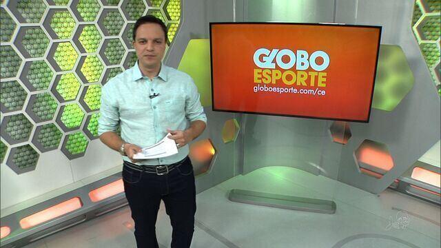 Íntegra - Globo Esporte CE - 30/08/2016
