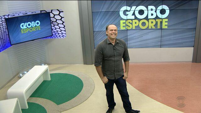 Assista à íntegra do Globo Esporte-CG desta Quarta-feira (31/08/2016)
