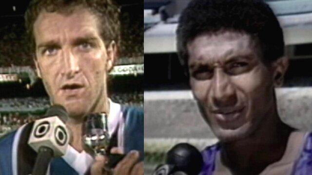 BLOG: Colegas no Grêmio nos anos 80, Cuca e Cristóvão se reencontram como rivais