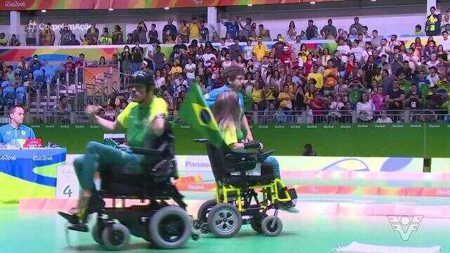 Atletas da região fazem bonito na Paralimpíada Rio 2016