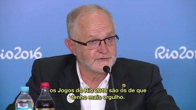 Presidentes dos comitês brasileiro e internacional fazem balanço da Paralimpíada