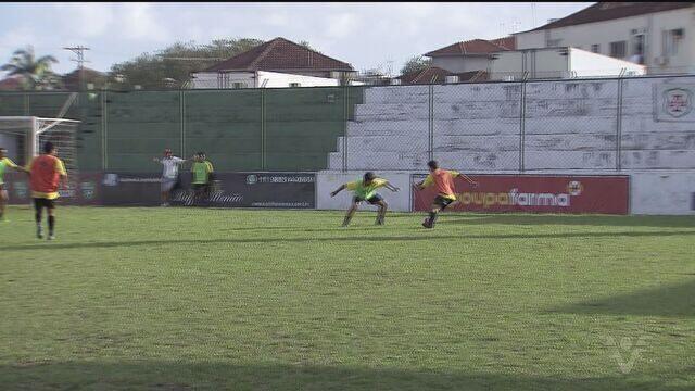 Portuguesa Santista joga neste sábado (24), no Ulrico Mursa