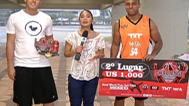 Ex-atletas de Mogi estarão no Mundial de basquete 3 por 3, no México