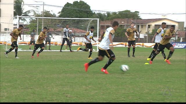 Botafogo-PB se reapresenta de olho no Boa Esporte