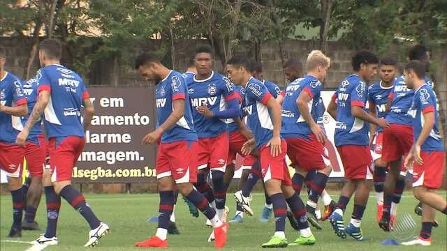 Bahia enfrenta o CRB neste sábado (24)
