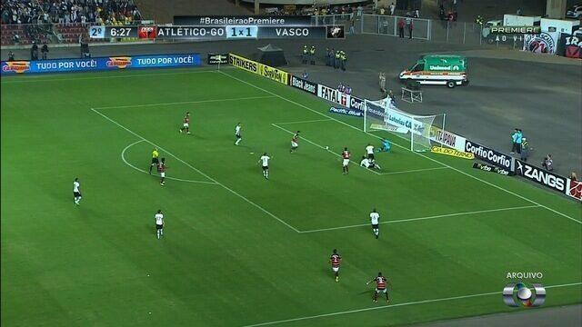 Vasco x Atlético-GO: tudo sobre o jogo de líderes da Série B