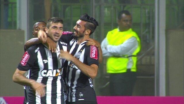 Os gols de Atlético-MG 3 x 1 Internacional pela 27ª rodada do Brasileirão