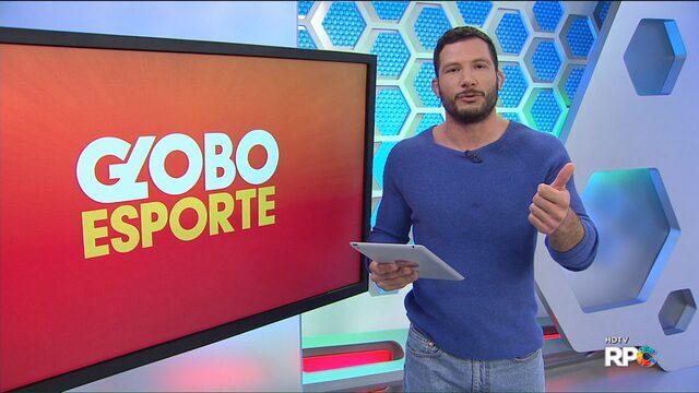 Veja a edição na íntegra do Globo Esporte Paraná de segunda-feira, 26/09/2016