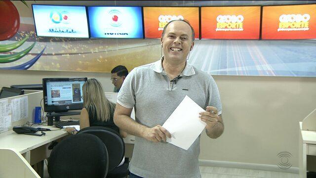 Assista à íntegra do Globo Esporte-CG desta Segunda-feira (26/09/2016)