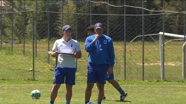 """Começa a """"era Roberto Fernandes"""" no Paraná Clube"""