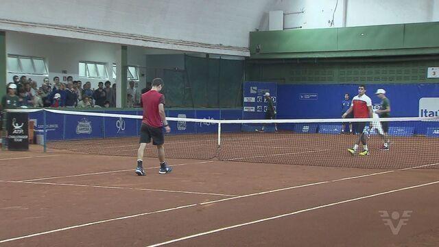 Circuito ATP Challenger chega ao final, em Santos