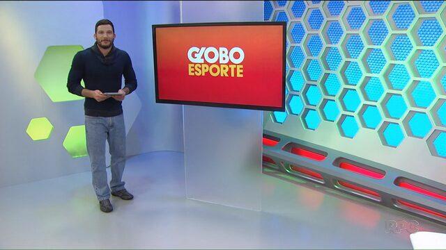 Veja a edição na íntegra do Globo Esporte Paraná de terça-feira, 27/09/2016