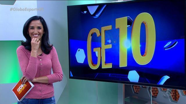 Globo Esporte RS - Bloco 2 - 26/09