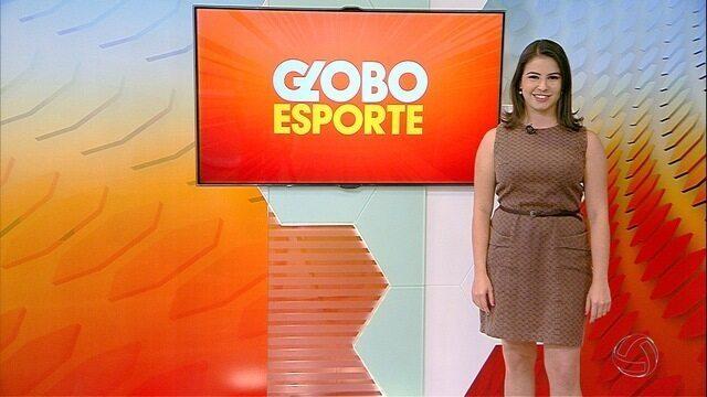 Globo Esporte MS - programa de terça-feira, 27/09/2016, na íntegra
