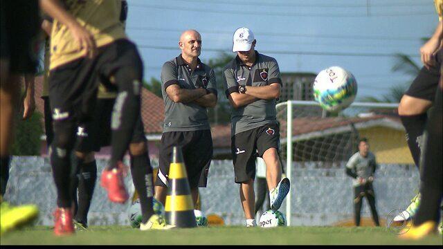 Botafogo-PB conta com a experiência para conseguir o acesso na Série C
