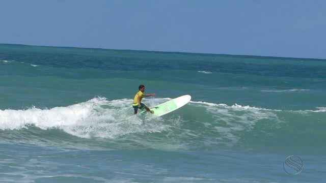 Robson Fraga conquista hexa em Campeonato Alagoano de Surf