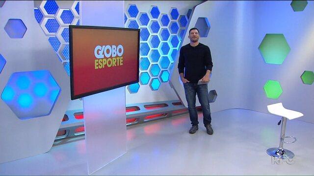 Veja a edição na íntegra do Globo Esporte Paraná de quinta-feira, 29/09/2016