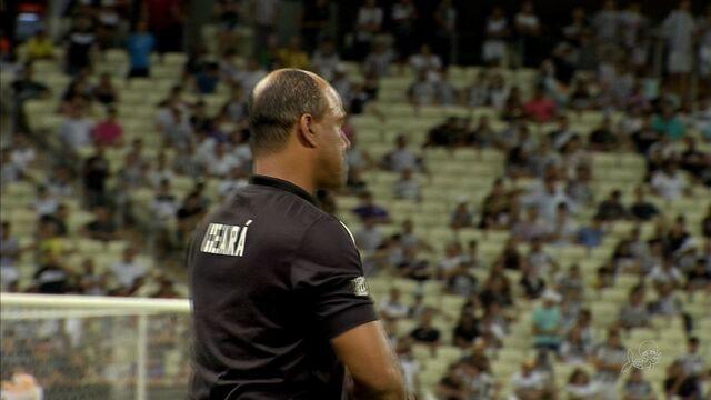 Semana é decisiva para Sérgio Soares pelo Ceará