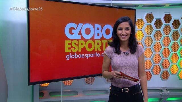 Globo Esporte RS - Bloco 1 - 30/09
