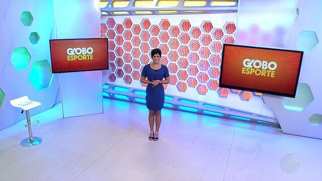 Globo Esporte BA - Íntegra do dia 01/10/2016