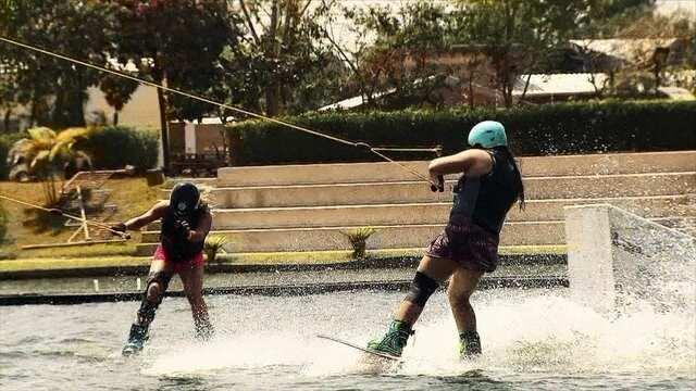 Eu Atlteta conhece o treino de Wakeboard em Jaguariúna, SP