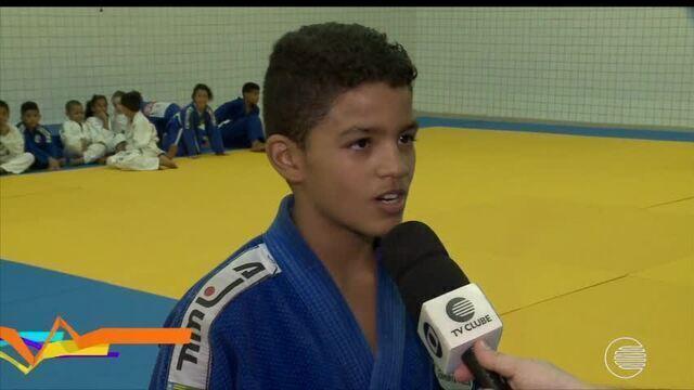 Judocas piauienses de até 13 anos esperam medalha no Brasileiro de Judô