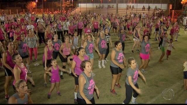 Esporte pode ajudar no tratamento de pacientes com câncer de mama
