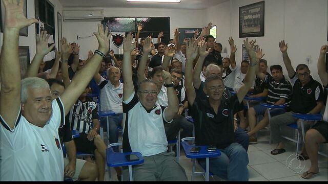 Zezinho do Botafogo é eleito por aclamação presidente do Belo