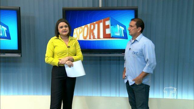 Confira os destaques do quadro esporte do Jornal Tapajós desta segunda-feira