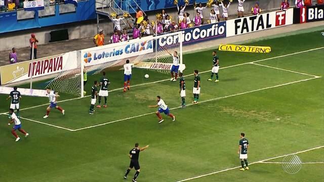 Bahia tem seis jogos para garantir acesso à elite do futebol brasileiro