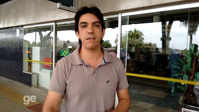 Londrina embarca para enfrentar o Criciúma pela Série B do Brasileiro