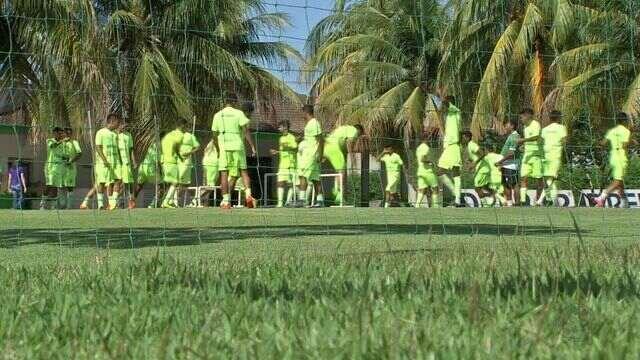 Cuiabá se prepara para enfrentar o Luverdense na Copa FMF Sub-21