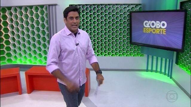 Globo Esporte PE 28/10/16