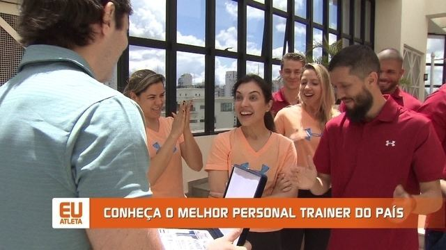 Eu Atleta mostra a escolha do melhor Personal Trainer do Brasil