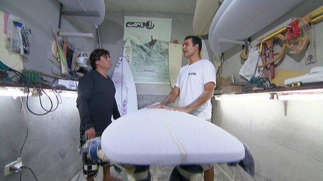 BLOG: Missão Surfe: o amor pela prancha