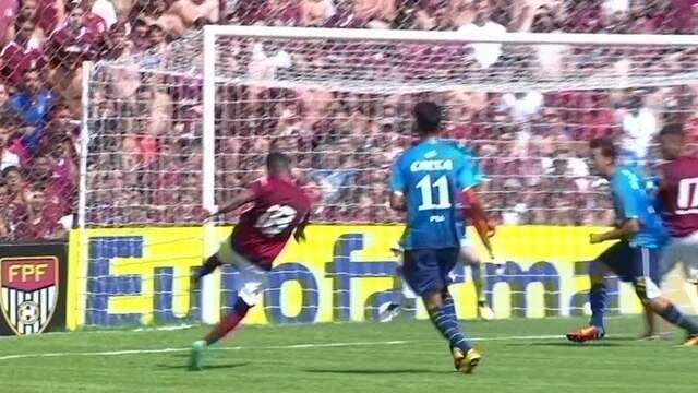 Golaço do Juventus! Dener marca contra o Avaí pela Copa São Paulo