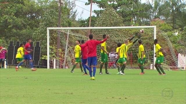 Em primeiro jogo-treino da temporada, Náutico se sai bem e vence Ipojuca