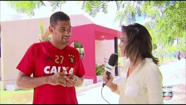 Depois de 16 anos, Sport volta a ter jogador na Seleção Brasileira
