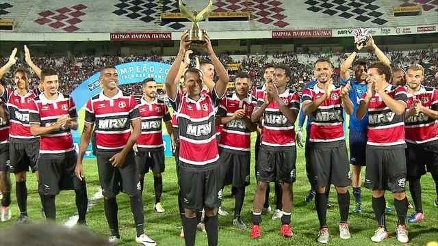Santa Cruz inicia a temporada vencendo o Paysandu, pela Taça Asa Branca