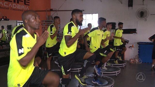 Jogadores do Botafogo-PB se reapresentam de olho na Copa do Nordeste