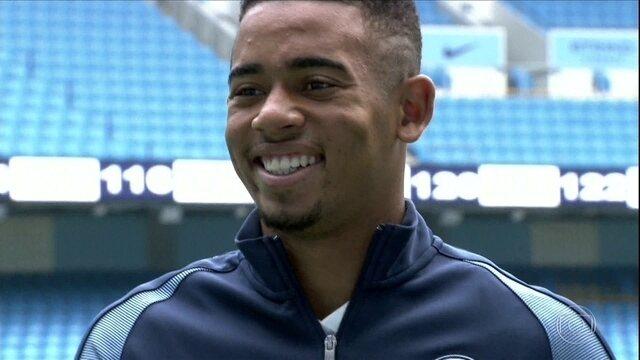 BLOG: Gabriel Jesus começa arrebentando no Manchester City