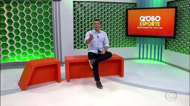 Globo Esporte PE - 18/02/2017
