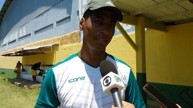 Técnico do Tupy-ES avalia de forma positiva jogo-treino com o Rio Branco-ES