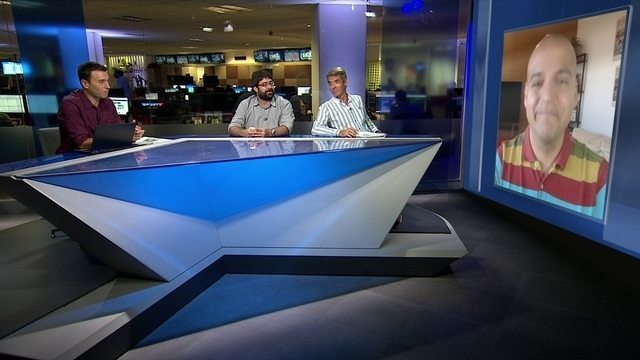 """Fernando Kallás: """"Barcelona vive do momento do trio MSN"""""""
